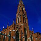 Church, Baltimore Maryland by Rishabh Sharma
