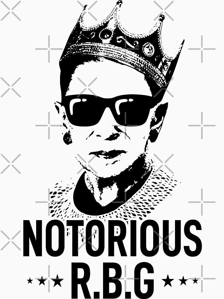 Notorious RBG by tatajef14