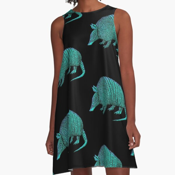 armadillo A-Line Dress