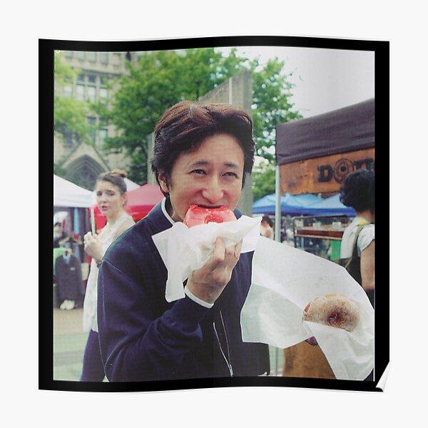 Araki Manger Donut Poster
