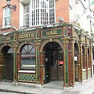 The Quays Bar, Temple Bar  area Dublin by heartyart