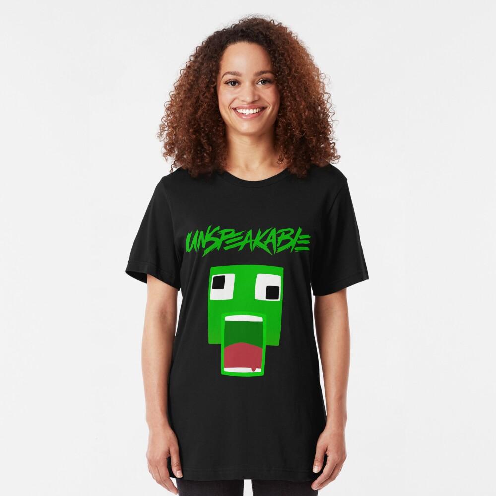 UNSPEAKABLE Fan Art Slim Fit T-Shirt