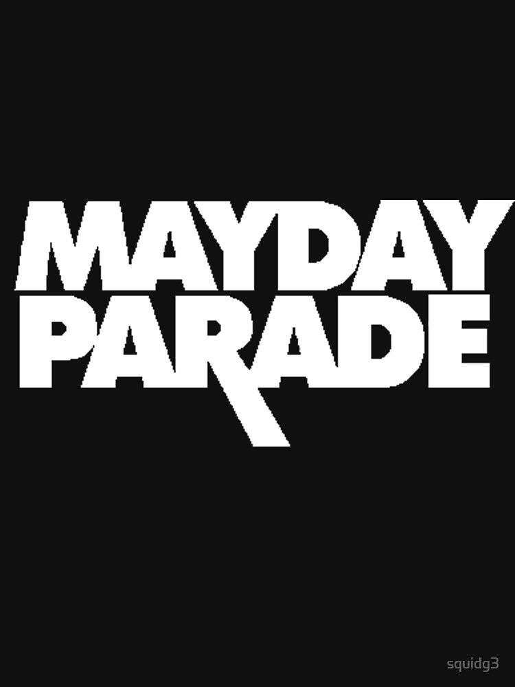 Mayday Parade by squidg3