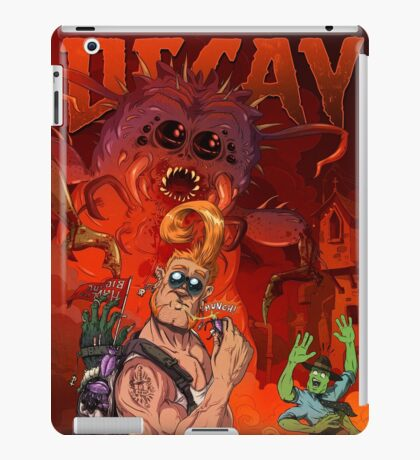 Bug & Stump Decay Cover iPad Case/Skin