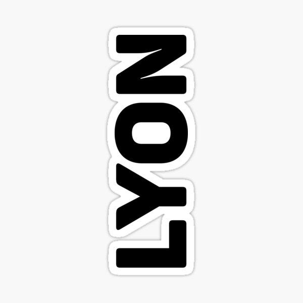 Lyon Sticker