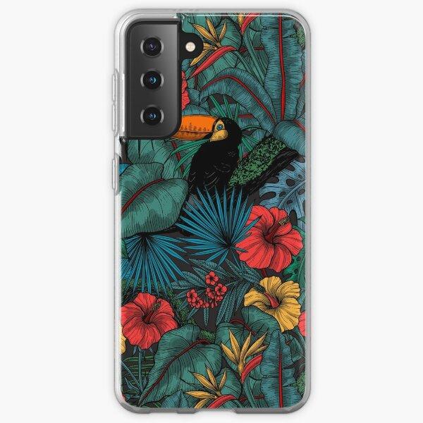 Toucan garden Samsung Galaxy Soft Case