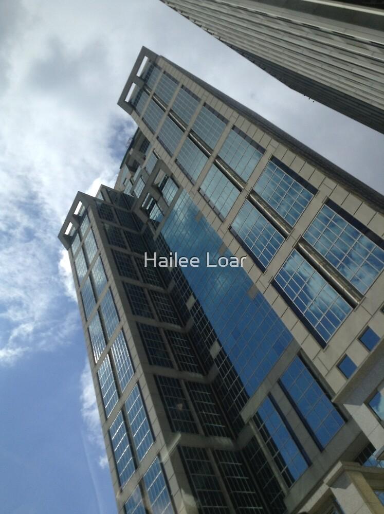 City Buildings Photo by Hailee Loar