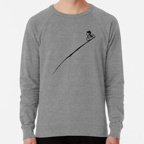 mountain bike downhill cycling cyclist MTB gift Lightweight Sweatshirt