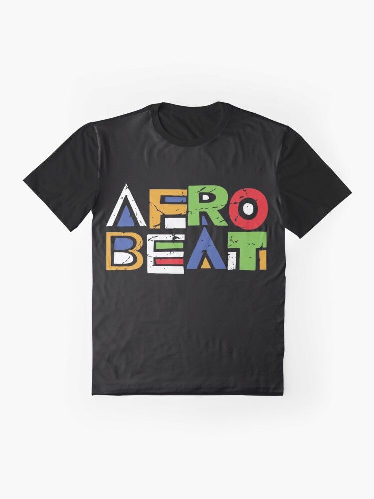 Alternate view of Afro Beat Night Graphic T-Shirt