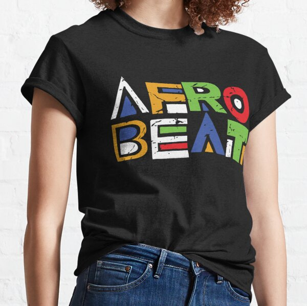 Afro Beat Night Classic T-Shirt