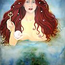 The Mermaid by Helena Wilsen - Saunders