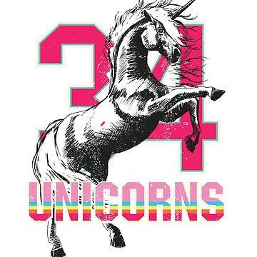 Unicorns by stylebytara