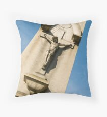 Massillon Cemetery Throw Pillow