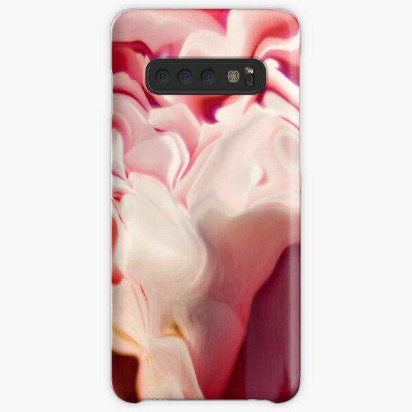 white and pink shades Samsung Galaxy Snap Case