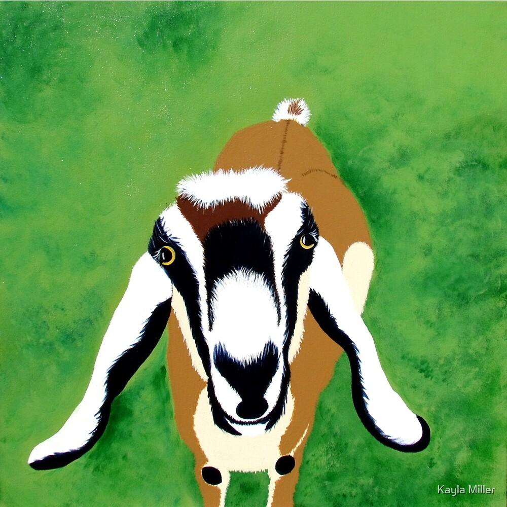 Goat by Kayla Miller