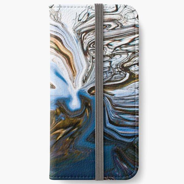 fluid water iPhone Wallet