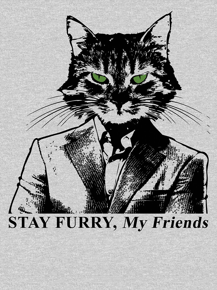 Stay Furry My Friends by np0341