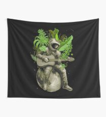 Astropical Strum Wall Tapestry