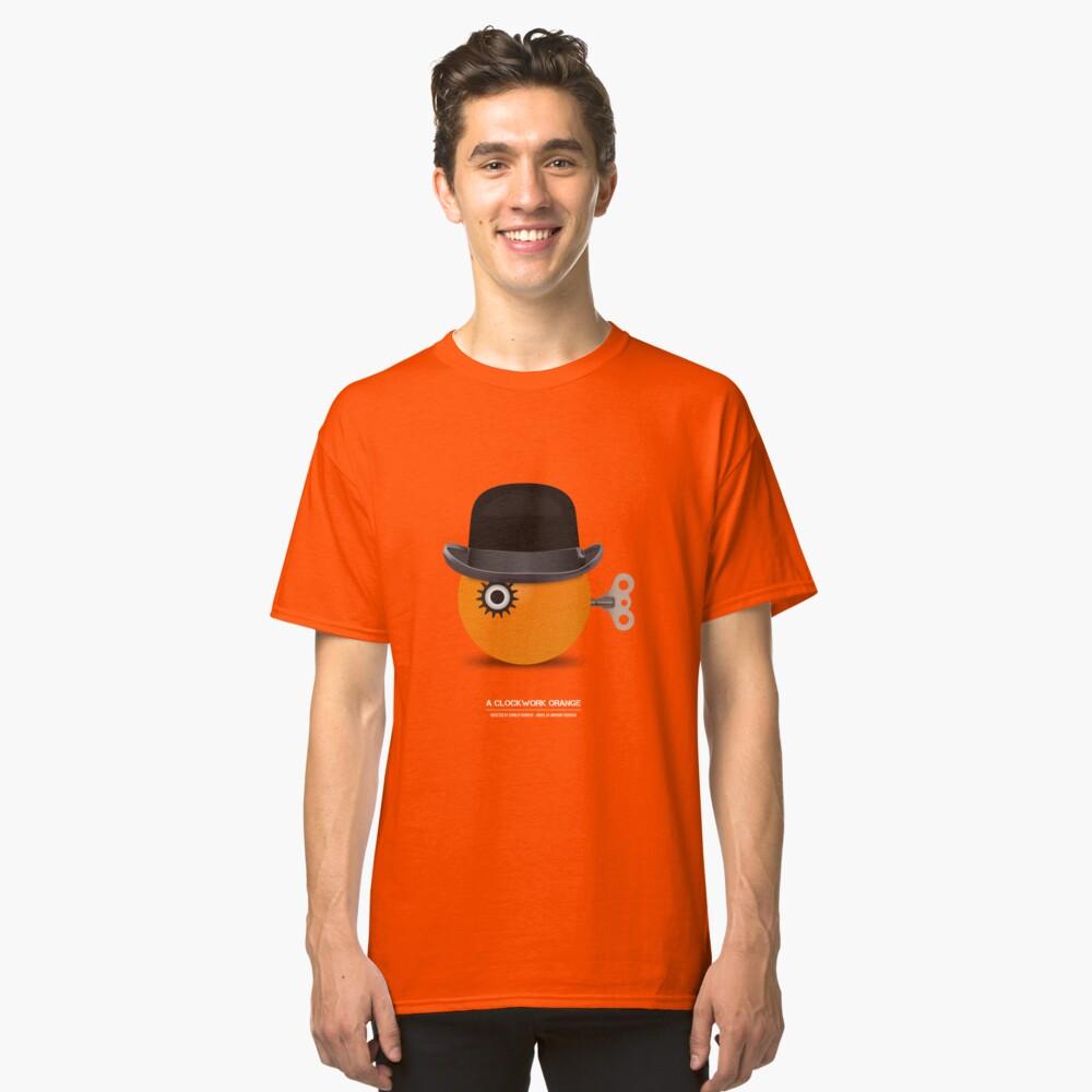 A Clockwork Orange - Alternative Movie Poster Classic T-Shirt