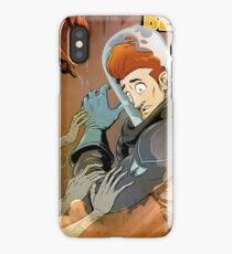 Worlds Below iPhone Case/Skin