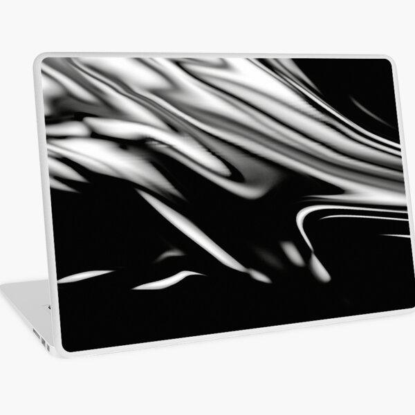 fluid light Laptop Skin
