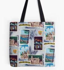 Palma de Mallorca vintage 1962 Tote Bag