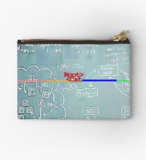 ^FTER M^TH by RootCat Zipper Pouch