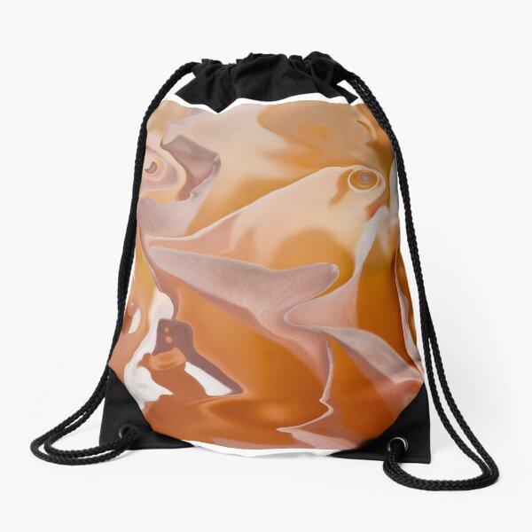 ethereal atmosphere Drawstring Bag