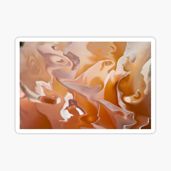 ethereal atmosphere Sticker