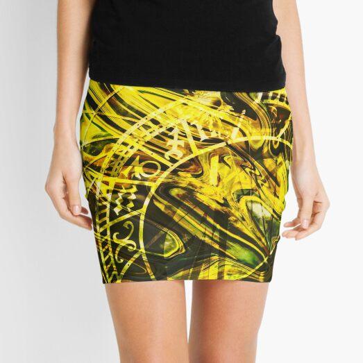 astral time Mini Skirt