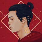lunar new year - JOHNNY by nyanai