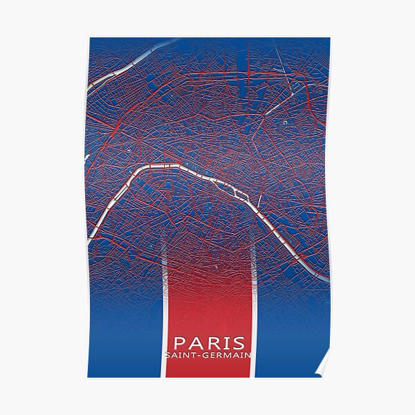 Psg Fc Posters Redbubble
