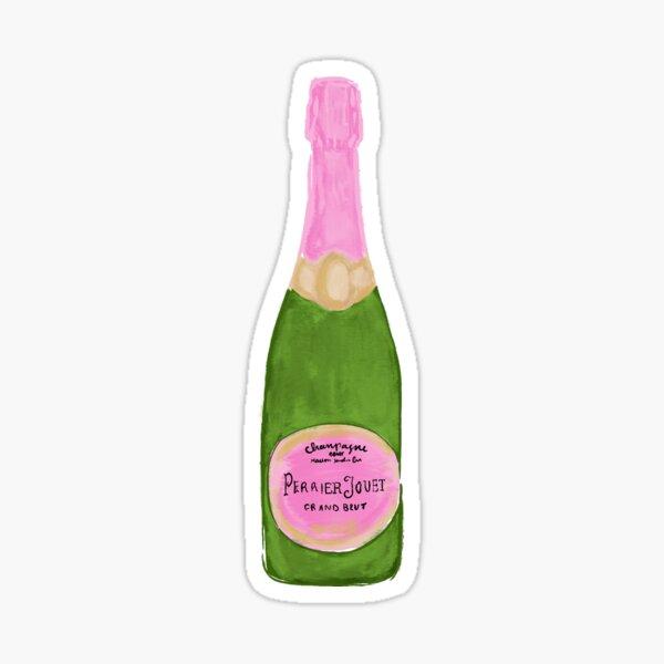 Champagne Sticker
