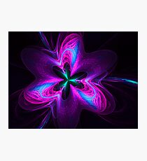 Etheral Flower Power FM Photographic Print