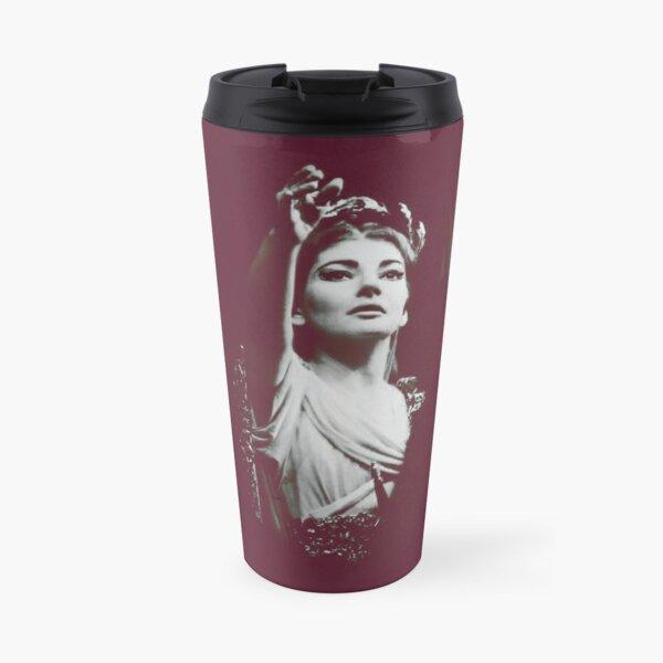 Maria Callas Travel Mug