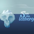 Save the icebergs, stop climate change ! by jonathankemp