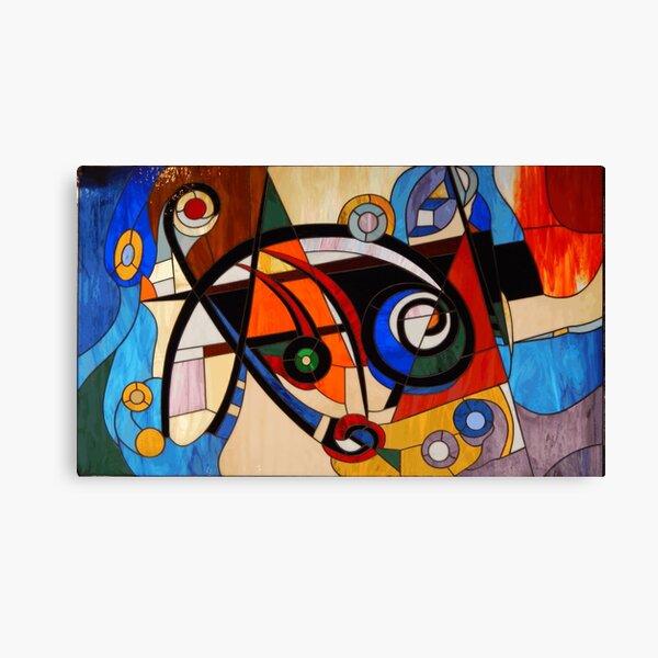 Kandinsky Inspiration Canvas Print