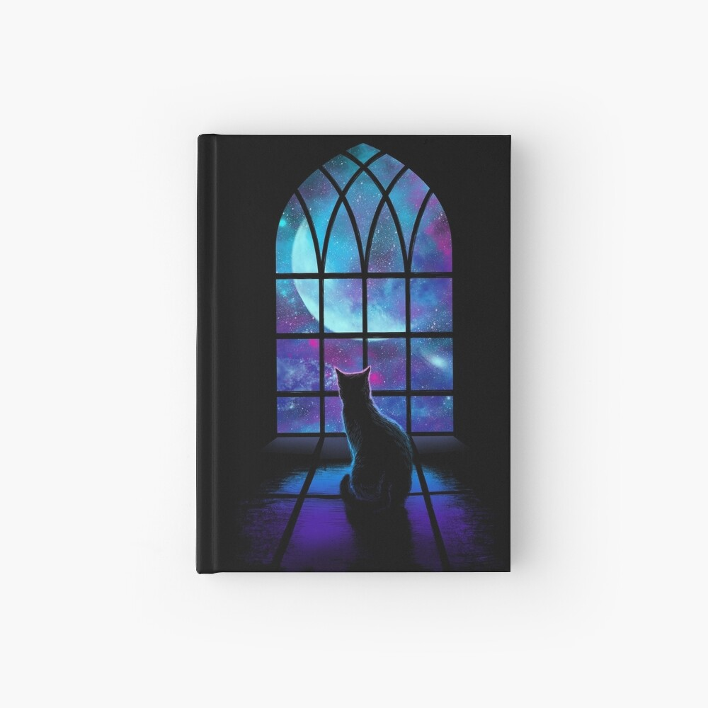 I Need Space Hardcover Journal