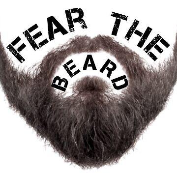 Fear The Beard by AlexClark99
