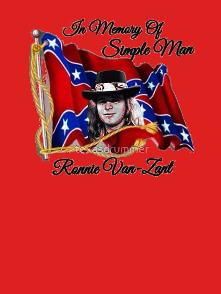Ronnie Van Zant by texasdrummer