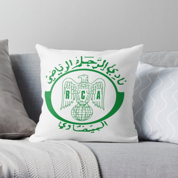 Raja Casablanca Throw Pillow