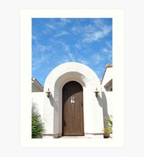Gateway to the West Art Print