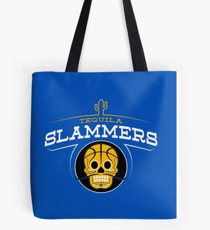 Tequila Slammers Tote Bag