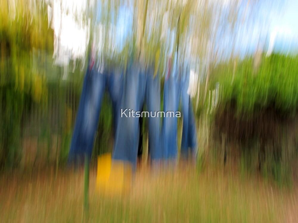 Washing Day Impression by Kitsmumma
