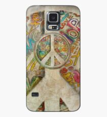 peace iphone case Case/Skin for Samsung Galaxy