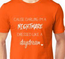 Taylor Swift – Blank Space – Nightmare Daydream Lyric Unisex T-Shirt