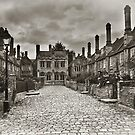 Vicars Close In The City Of Wells by IanWL