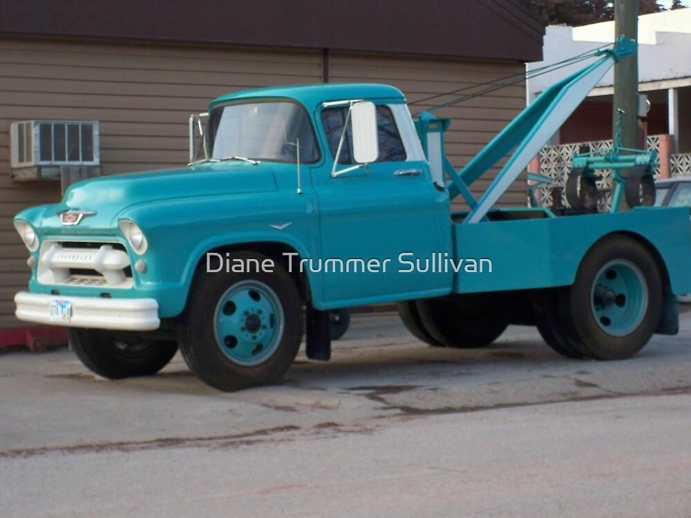Quot 50 S Chevrolet Tow Truck Quot By Diane Trummer Sullivan