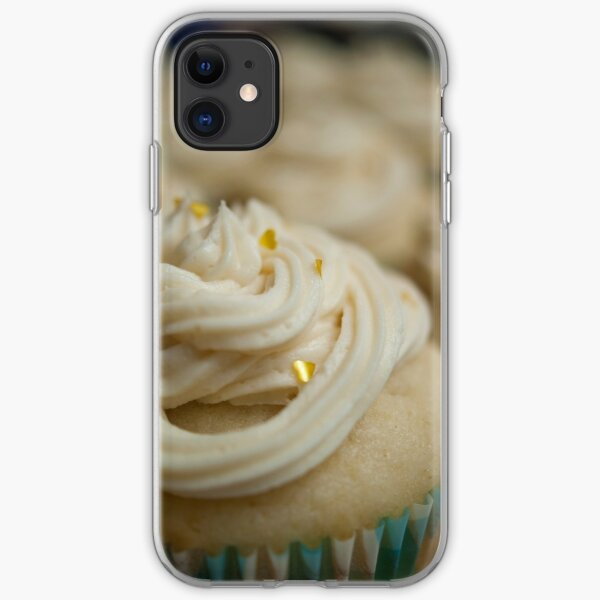 Celebration Cupcake iPhone Soft Case