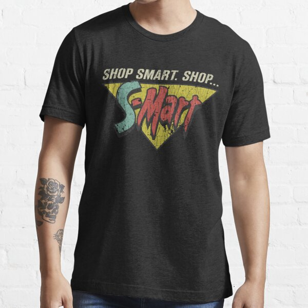 Shop Smart. Shop S-Mart! Essential T-Shirt